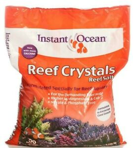 Instant Ocean® Reef Crystals Aquarium Reef Salt