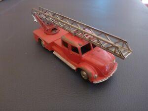 Märklin, Magirus Feuerwehrleiter, LKW, 8023, Metall Modellauto, Blechspielzeug