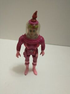 VTG The Real Ghostbusters Super Fright Janine Melnitz Figure: Kenner 1989