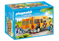 Playmobil 9419 - School Van - NEW!!