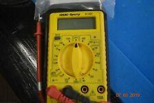 Ideal Sperry 61-603 Digital Multimeter