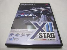 W/Tracking Number 7-14 Days to USA Airmail. USED PS2 XII Stag Japanese Version