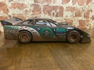 RACE VERSION 2006 Scott Bloomquist #0 1:24 Scale ADC Dirt Late Model Diecast Car