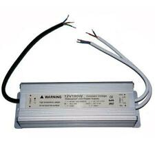 Waterproof IP67 LED Driver Transformer 150 Watt 12V Power Supply with Silver