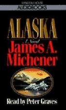 Alaska by James A. Michener (1988, Cassette, Abridged), Random House Audio Books