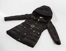 Manteaux, vestes et tenues de neige noir avec capuche pour fille de 2 à 16 ans
