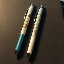 San-x Rilakkuma EnerGel Ballpoint Pen twin pack 0.5mm