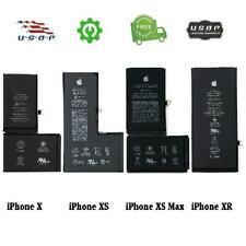 Apple iPhone X XS XS Max XR Replacement Li-ion Internal Battery W/Adhesive Tape