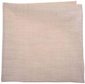 Stefano Ricci Cotton Pocket Square Brown 13PS0118 $200