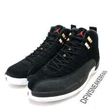 Nike Air Jordan XII 12 Retro Men's 12 Reverse Taxi Shoes 130690-017 B-GRADE