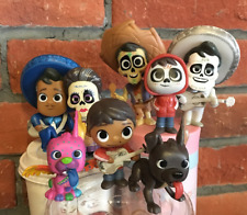 Movie Character Colletion Coco Miguel HECTOR Dante Imelda Pepita Figure 8PCS