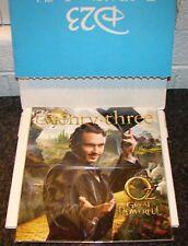 D-23 Spring 2013 Fan Club Magazine + Original Box Disney Oz Sealed!