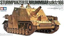 Tamiya 35077 1/35 Scale Model Kit WWII German Sturmpanzer IV Brummbär Sd.Kfz.166