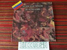 Zucchero Lp Oro incenso & Birra Vinile Made in Venezuela