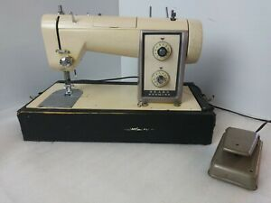 Vintage 1960's Sears Heavy Duty Sewing Machine Model 158.541