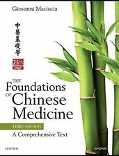 The Foundations of Chinese Medicine Giovanni Maciocia 3rd 2015 DIGITAL FORMAT
