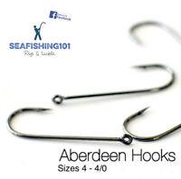 Twin Hook Enclosed Swivel Rig With 2//0 Aberdeen hooks x 1