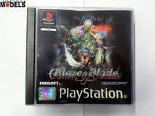 BLAZE E BLADE Sony Playstation Psx Ps1 Pal T&Esoft Funsoft Usato come nuovo!!