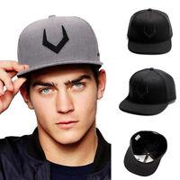 New Unisex Cool Men Fashion Snapback Hats Hip-Hop adjustable Baseball Cap  Ullm