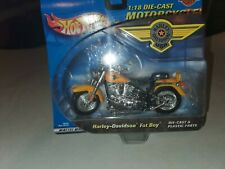 Hot Wheels HarleyDavidson Fat Boy