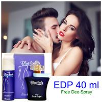 Rasasi Blue Lady EDP for Women Perfume With Free Deo 40 ml Spray  WA306