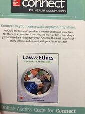 Connect Access Card for Law & Ethics for the Health Professions 7th Edition