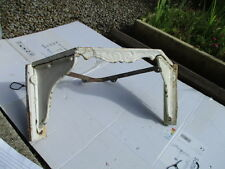 Vintage Iron Sink Brackets Holder Stand Architectural Antique Salvage
