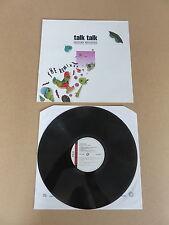 TALK TALK History Revisited LP VERY RARE UK 1991 ORIGINAL 1ST PRESSING PCS 7349