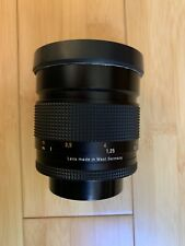 Contax Carl Zeiss planar t 85mm f1.4 C/Y Mount Lens From West Getmany