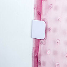 Sticky Hooks Anti-Splash Clip Self-Adhesive Shower Curtain Fixing Clip