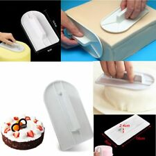 Decorating Cake Smoother Cupcake Fondant Pastry Kitchen Accessories Cake Tools