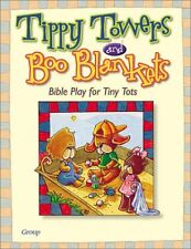 Tippy Towers & Boo Blankets: Bible Play for Tiny Tots by Jolene L. Roehlkepartai