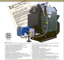 5Hp Columbia boiler