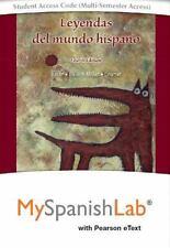 Leyendas Del Mundo Hispano by Gregg Courtad, Aitor Bikandi-mejias and Susan...