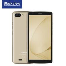 Blackview A20 5.5'' Smartphone 1GB+8GB Android 3G Handy 3000mAh Dual SIM Gold