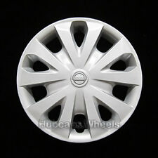 Nissan Versa 2012-2017 Hubcap - Genuine Factory OEM 53087 Wheel Cover - Silver