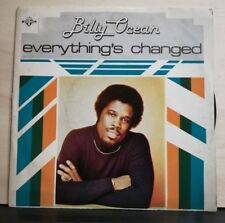 BILLY OCEAN - EVERYTHING'S CHANGED (1978) - TELL HIM TO MOVE OVER 76 - 45 NUOVO