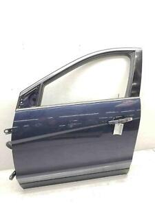 2010-2016 CADILLAC SRX LEFT FRONT DRIVER DOOR SHELL BLUE METALLIC (GAP) OEM