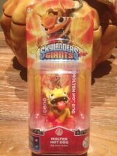 Skylanders Giants Molten Hot Dog NISB RARE