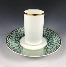 4 SETS  Sieger by Furstenberg Porcelain ESPRESSO Cups & Saucers ~ Adlon Berlin