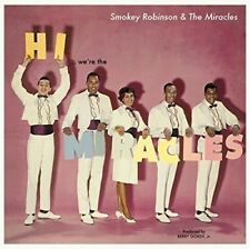 Smokey Robinson - Hi We'Re The Miracles + 5 Bonus Tracks [New Vinyl LP] Bonus Tr