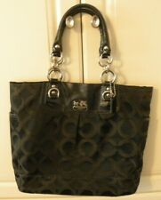 COACH MADISON OP ART MAGAZINE TOTE STYLE 13583 Gently used, Shoulder Bag