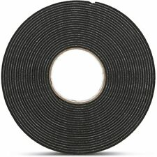 """Self Adhesive Hats Caps Size Reducer Foam Reducing Tape Black Roll 0.75""""x360"""""""