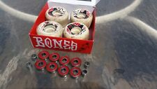 Bones Wheels Owlcat Miller 56mm SPF w/ Speed Demon Red Bearings