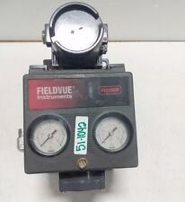 FISHER FIELDVUE VALVE PRESSURE CONTROL CONTROLLER DVC5020