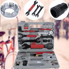 44tlg Werkzeugtasche Werkzeugkoffer Fahrrad Werkzeug Reparatur Toolset TD 18