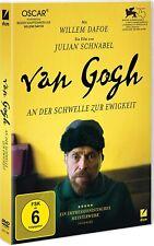 Van Gogh - An der Schwelle zur Ewigkeit [DVD/NEU/OVP] Künstlerporträt über Vince