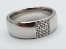 RING PLATIN 950 BRILLANTEN 0,16 CT  JG 9810040020011