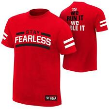 New Licensed WWE Nikki Bella Stay Fearless Authentic T-Shirt Mens Size 5XL