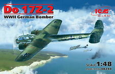 ICM 48244 Do 17Z-2 WWII German bomber 1/48